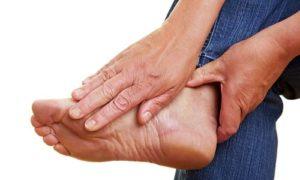 Нарушение кровообращения в ноге