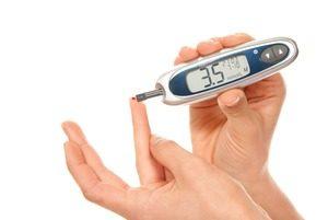Нормальный уровень глюкозы