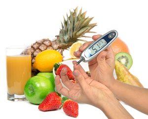 Фрукты для диабетиков