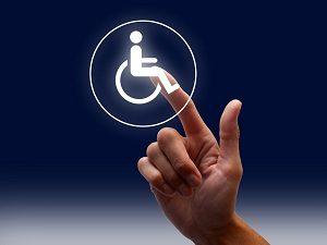 Знак инвалида