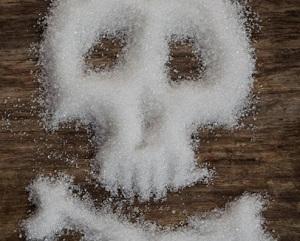 Сахар - белая смерть