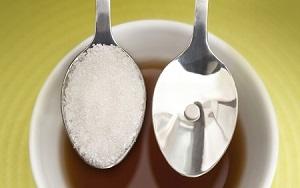Ложка сахара - таблетка сахарозаменителя