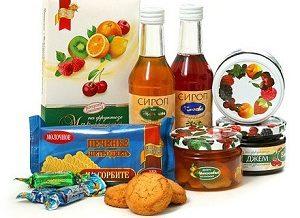 Специальные сладости для диабетиков