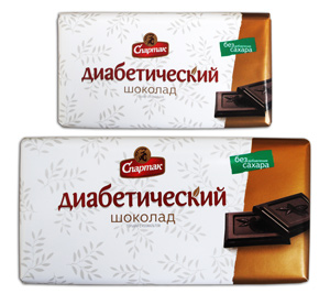 Диабетический шоколад