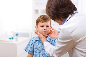 Осмотр у детского эндокринолога