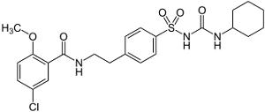 Формула сульфонилмочевины
