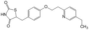 Формула пиоглитазона