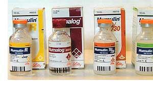 Инсулин разных фирм