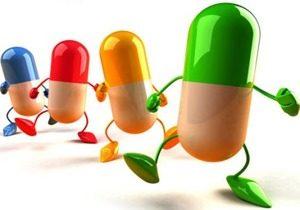 Витаминные капсулы