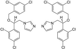 Формула Миконазола