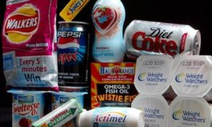 Использование в продуктах и напитках