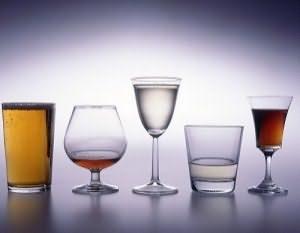 Различные спиртные напитки