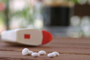 Таблетки сахарозаменителя