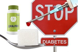 Диалек от диабета