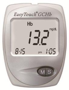 Bioptik Technology EasyTouch GcHb