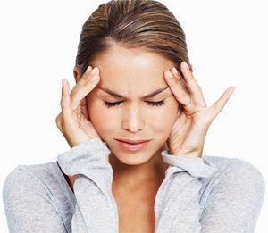 Мигрень и головокружение