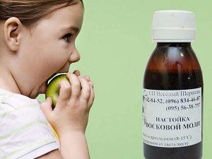 Прием лекарства детьми