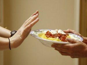 Ограничения в питании