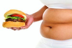 Чрезмерная полнота - ожирение