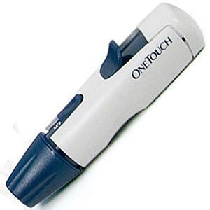 Ручка для прокалывания кожи