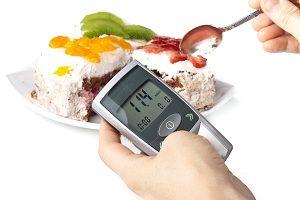 Высокий показатель сахара в крови