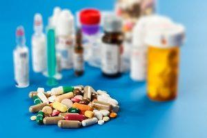 Различные лекарства