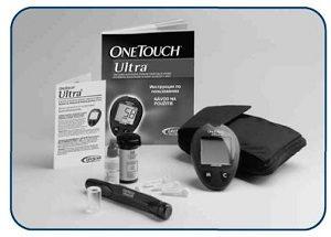 Инструкция для глюкометра one touch ultra