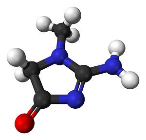 Молекула креатинина