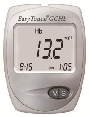 Замер холестерина глюкометром