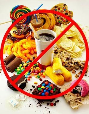 Запрещенные сладости