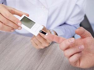Замер глюкозы в крови