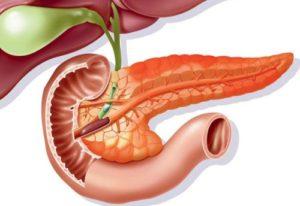 реактивный панкреатит