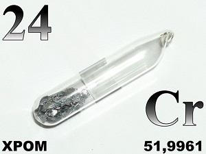 Химический элемент хром