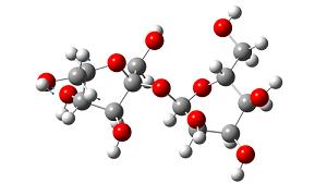 Молекула сахара